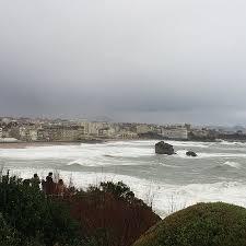 chambre d amour biarritz anglet chambre d amour vue du phare de biarritz picture of