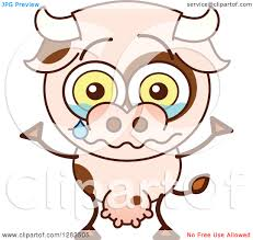 19 sad cow vector free images sad cow clip art cow head