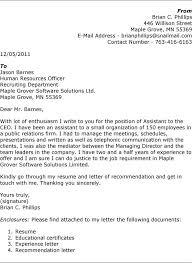 Sample Job Cover Letter For Resume by Cover Letter Short Story