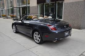 lexus convertible 2008 2008 lexus sc 430 stock gc1505b for sale near chicago il il