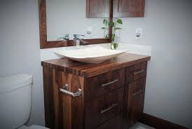 Modern Walnut Bathroom Vanity Awesome Walnut Bathroom Vanity For Floating Walnut Vanity 77