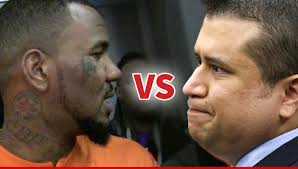 the game i u0027d beat the f k out of george zimmerman tmz com