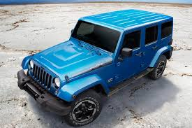 pearl jeep wrangler jeep wrangler polar edition comes to the u s with a 32 395