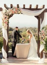wedding arch decorations 21 amazing wedding arch canopy ideas outdoor wedding arches