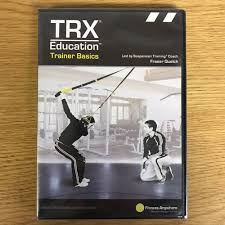 trx suspension training dvd workout guides discontinued