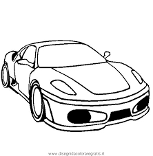 imagenes de ferraris para dibujar faciles dibujos para colorear de coches de ferrari ideas creativas sobre