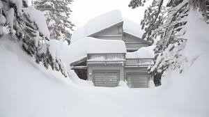 Worst Snowstorms In History Mammoth Mountain Reports January Is Already Its Snowiest Month In