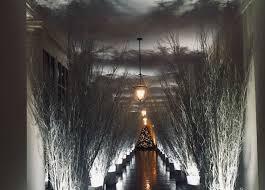 White Christmas Meme - trump white house christmas decorations horror movie memes