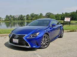 lexus is f sport coupe 2016 lexus rc350 f sport concocted luxury sport cocoon