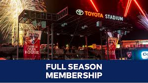 Fc Dallas Stadium Map by Fc Dallas 2018 Membership Options Fc Dallas