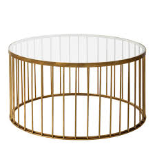 Brass Accent Table Brass Cage Coffee Table Shop Brass Brothers U0026 Co Online At Artemest