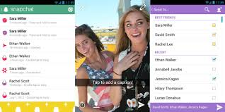 snapchat for android snapchat android update adds transparency still lacks bad