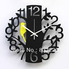Unique Clock by Winsome Designer Wall Clock 137 Designer Wall Clock Sale Singapore