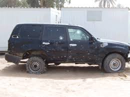 toyota land cruiser armored 4 army technology