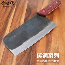 carbon kitchen knives aliexpress buy free shipping lipeide handmade clip kitchen