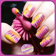 nail art at home toothpick nail art designs easy nail art designs