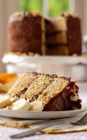 banana chocolate hazelnut cake your cup of cake