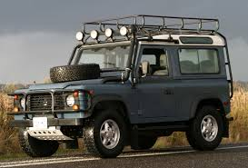 range rover truck in skyfall the end of the defender the u0027last real car u0027 oren abadi