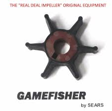 new oem sears gamefisher 7 5 15 hp outboard motor water pump
