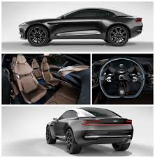 aston martin concept cars aston martin makes a radical design turn with the dbx concept car