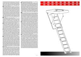Home Design Studio Pro Manual Pdf by Loft Ladder Thermo Manual Pdf By Oman Loft Ladders Lofts And