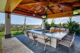 nice tropical outdoor kitchen designs cool kitchen interior design