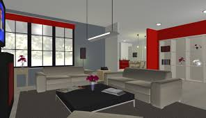 sophisticated free online room design software resulting 3d living