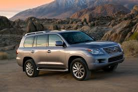 lexus models 2010 2010 lexus lx 570 packs new features and vision