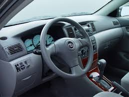toyota corolla 2005 2005 toyota corolla ce sedan interior photos automotive com