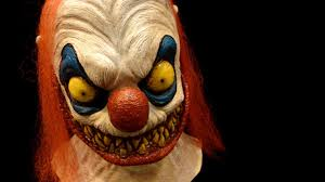 it clown halloween mask slappy killer clown halloween mask youtube