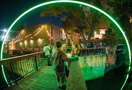 waller creek light show waller creek show 2016 east side collective