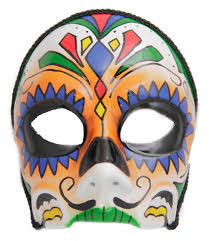 day of the dead masks day of the dead mask chicago costume