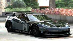 best corvette gran turismo 5 chevrolet corvette zr1 modifications black