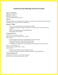 project manager resume example assistant property manager resume example property services project manager resume free sample assistant project manager resume
