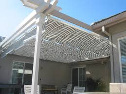 Pergola With Fabric by Sunshade Design In San Francisco Bay Area Acme Sunshades
