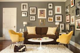 Living Room Decor With Brown Leather Sofa Much Brown Furniture A National Epidemic Lorri Dyner Design