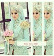tutorial hijab syar i untuk pengantin inspired hijab brides makeup baju pengantin pinterest hijab