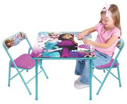 amazon com frozen activity table set toys u0026 games