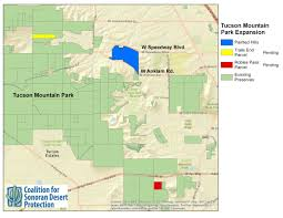 Ajo Arizona Map by Action Alerts Archive Coalition For Sonoran Desert Protection