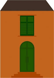 clipart home inspired by italian house facades