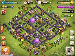 layout coc town hall level 7 the best clash of clans town hall 7 layout jayceooi com