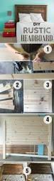 best 25 rustic headboards ideas on pinterest rustic headboard