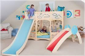 Bunk Bed With Slide Ikea Ikea Vradal Loft Bed With Slide Best Interior 2018