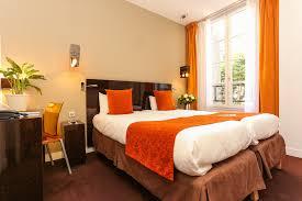 chambre lits jumeaux room le rocroy hotel gare du nord
