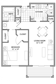 650 sq ft indian house plans single bedroom square feet floor plan
