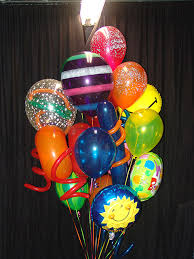 birthday ballons delivery in land party created all from balloons awsomeee