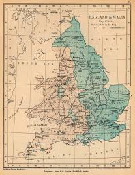Map Of Wales United Kingdom Maps Perry Castañeda Map Collection Ut Library
