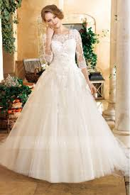 princess ball gown wedding dresses to have a lovely look by