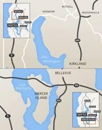 Kirkland Washington Map by Legacy Homes