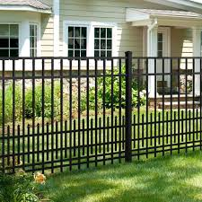 decorate with wrought iron fence panels u2014 home design ideas